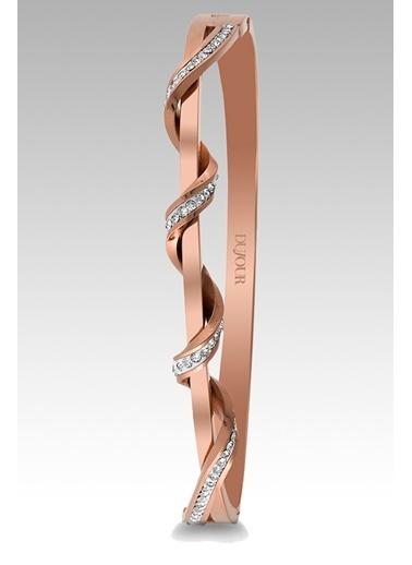 Dujour Jewelry Bileklik Pembe